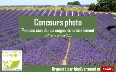 concours photo Biodiversanté – CEWE