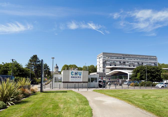 Un jardin pour les Soignants du CHU d'Angers