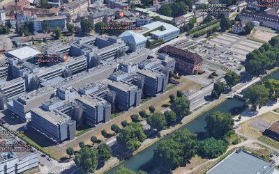 Un jardin pour les Soignants du CHU de Strasbourg (67) !